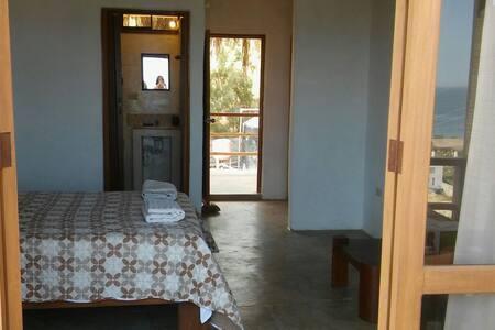 HABITACION TERRAZA Y MARAVILLOSA - Vichayito - Huis