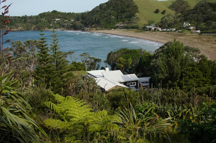 Surfing, fishing, diving and kayaking heaven - Northland - Casa
