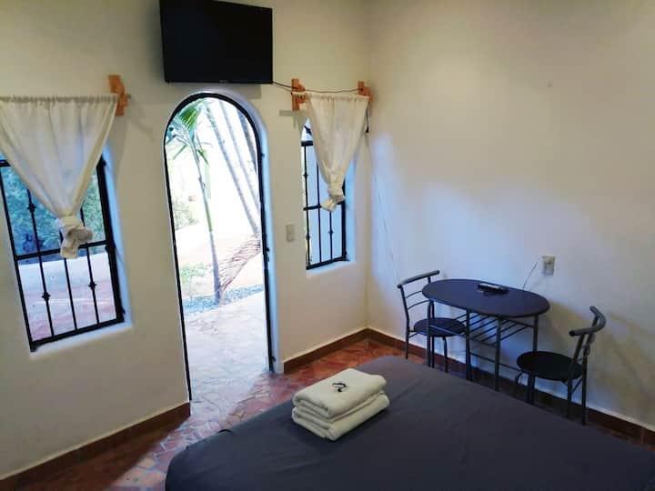 Habitación Matrimonial c/TV