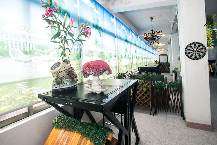 Resort and Spa apartment - Shaoguan - Haus