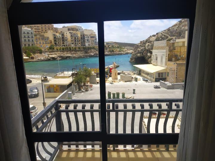 Little Haven Xlendi Beach view apartment
