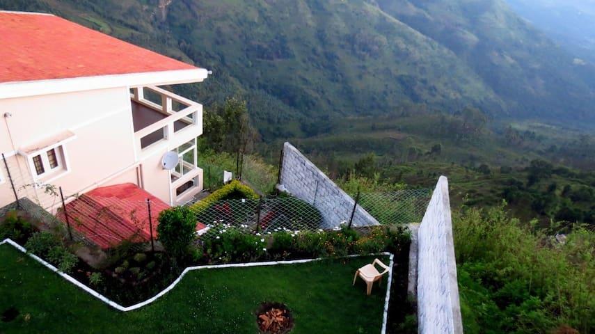 Valley & Palani temple views #4