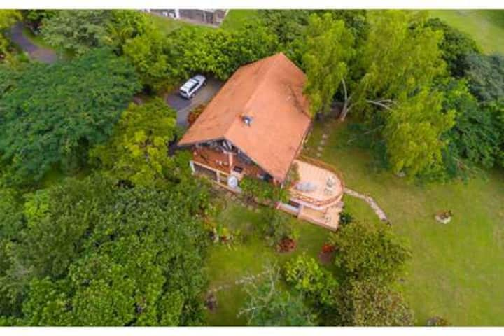 Private Guest Studio in Sora - Panama Highlands