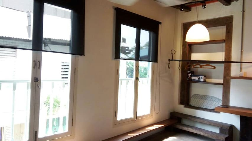 Quaint Studio in Historical Kuching