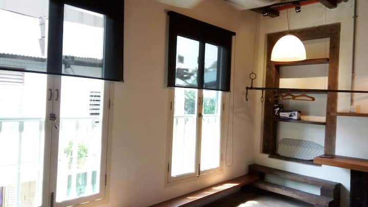 Quaint Studio in Historical Kuching