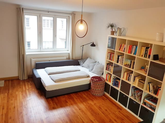 Cozy apartment, 10 min. to city center