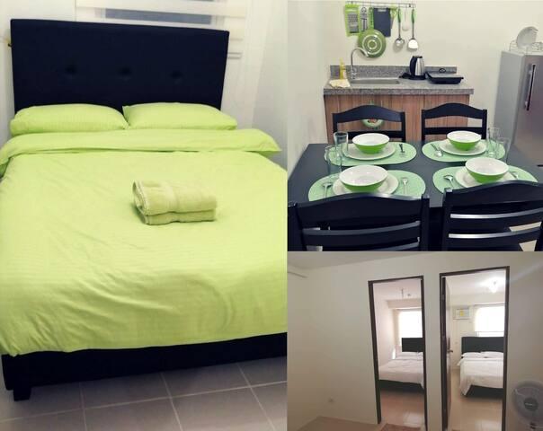 Manila's Two-Bedroom Unit in Historic Tondo! ⭐⭐⭐⭐⭐