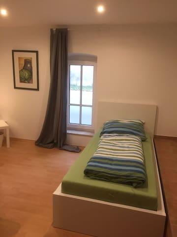 Doppel-Zimmer für Reisende