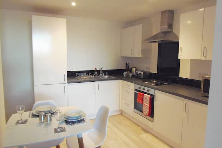 City Centre 2 Bed 3rd Floor apartment