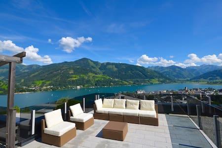 Apartment Eichenhof Top 3 - luxury apartment over two floors, fantastic lake view