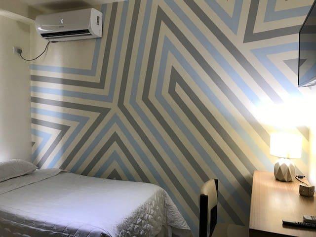 Habitación ideal en Manta! Excelente Ubicación.