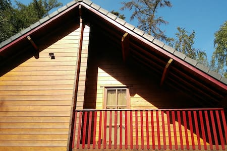 Chalet in the woods - magic - Ursel