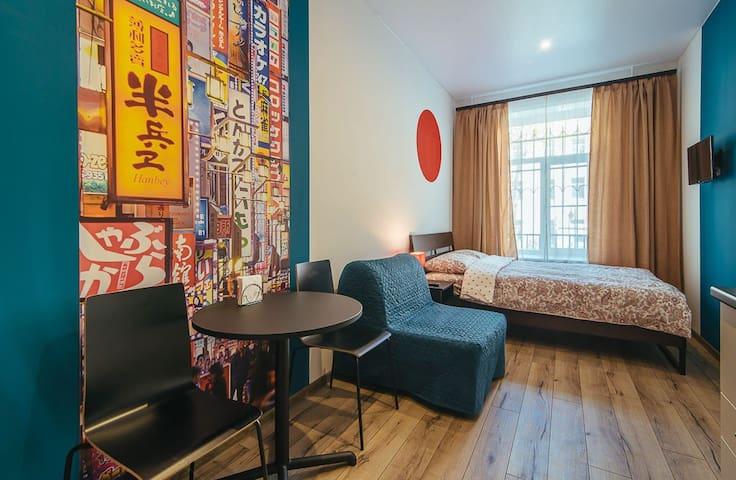 Апартаменты Мегаполис -  «Токио»