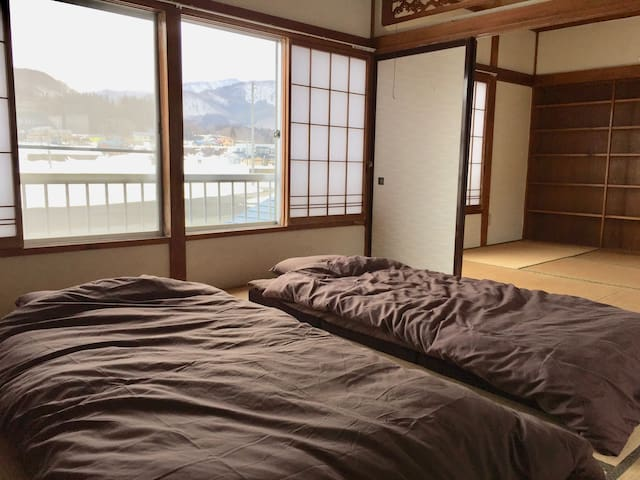 BASHO-ANN GUEST HOUSE in Spa Resort ~旅やかた芭蕉庵~ - Mogami-machi, Mogami-gun - House