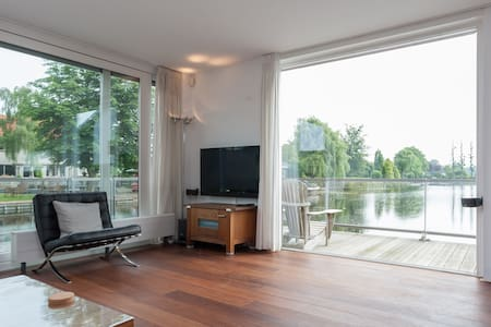 5-star (family) house near water - Roelofarendsveen - Talo