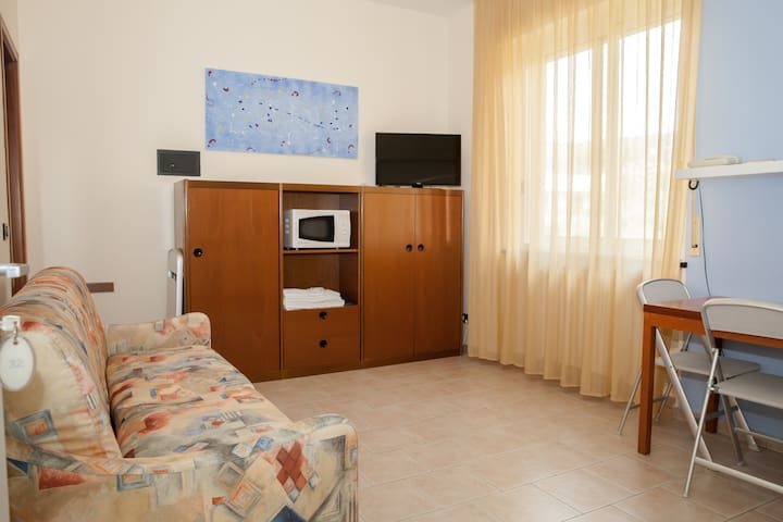 Studio apartment in Residence_A1