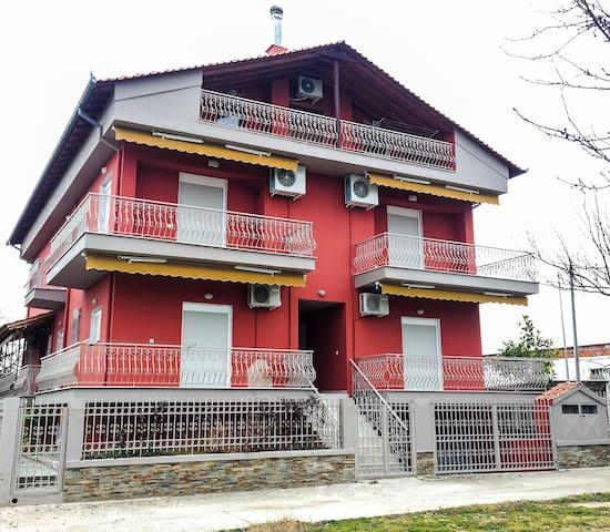 Villa Eleni - Paralia Ofriniou - Condomínio