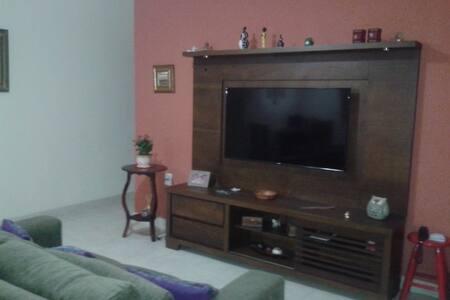 Ambiente familiar no bairro Santa Luzia
