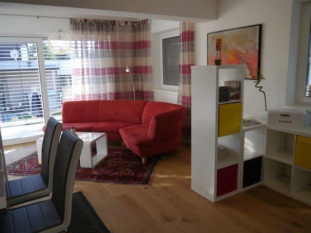 3-Zimmer Wohnung mit Wohlfühlfaktor. - Graz - Huoneisto