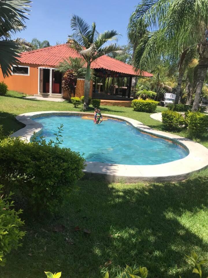 Jardín Rancho Ixtla Las Palmas 3