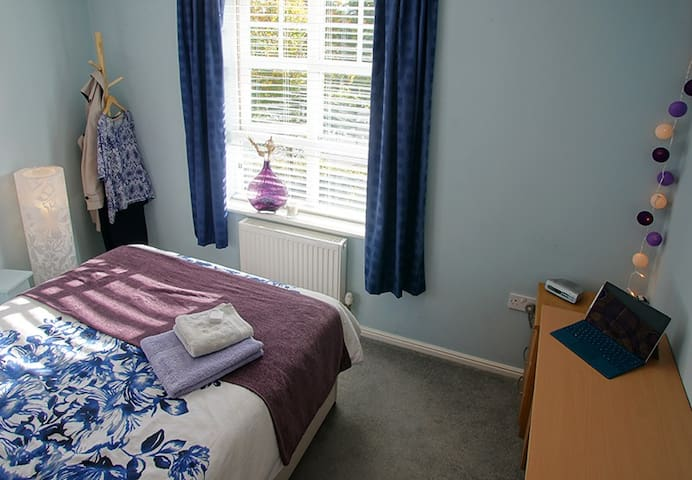 Double room ~ luxury shared bathroom ~ Birmingham