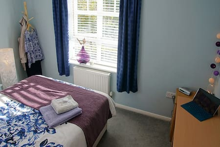 Cosy room ~ luxury shared bathroom ~ Birmingham