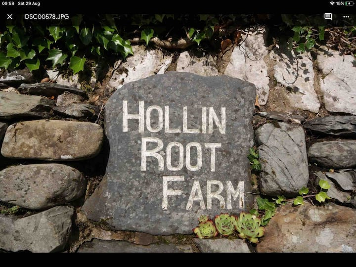 Hollin Root Farm B&B, Kendal 1 En suite Room B&B