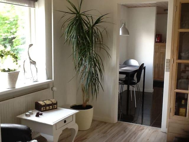 Charmerende hus få km fra Aalborg - Nørresundby - Casa