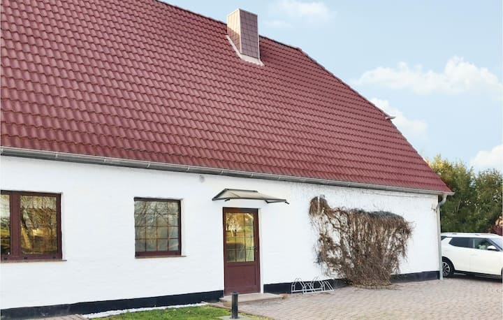 Stunning home in Trent/Rügen with WiFi and 1 Bedrooms