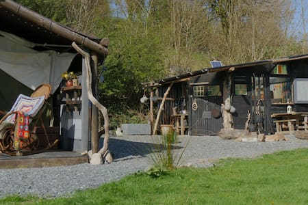 Ark- Cosy romantic secluded getaway Dartmoor Devon - Sampford Spiney