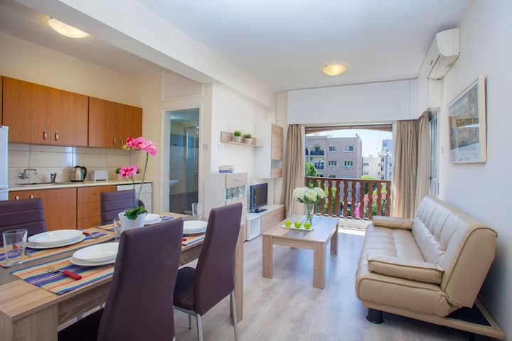 Castle Holiday Apartments, Flat D322