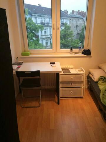 Small room near Ku'damm street