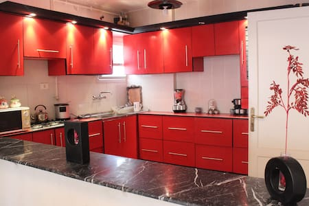 Modern apartament in Rehab City - New Cairo City