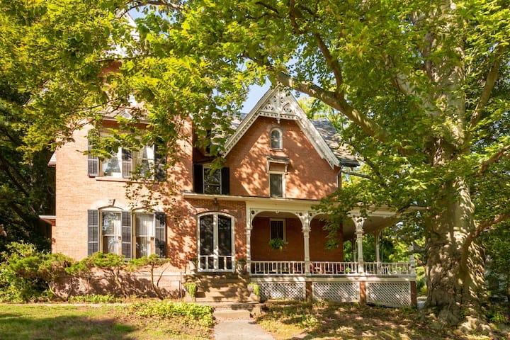 Ellwanger Guest House,  by U of R