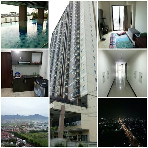 Apartment Strategis Kota Bandung-Soekarno Hatta 2B - Cinambo