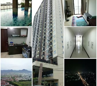 Apartment Strategis Kota Bandung-Soekarno Hatta 2B - Cinambo - Pis
