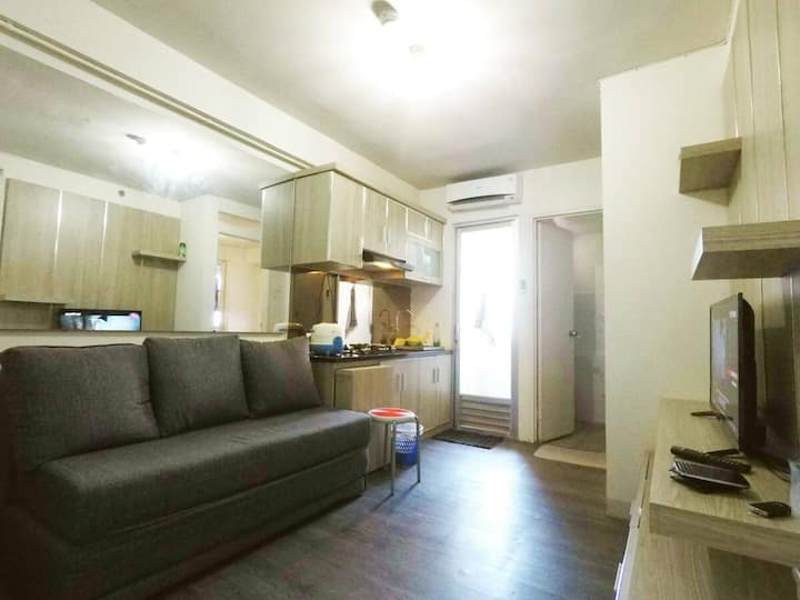 Comfy 2Bedroom Apartment above Mal @Kalibata City