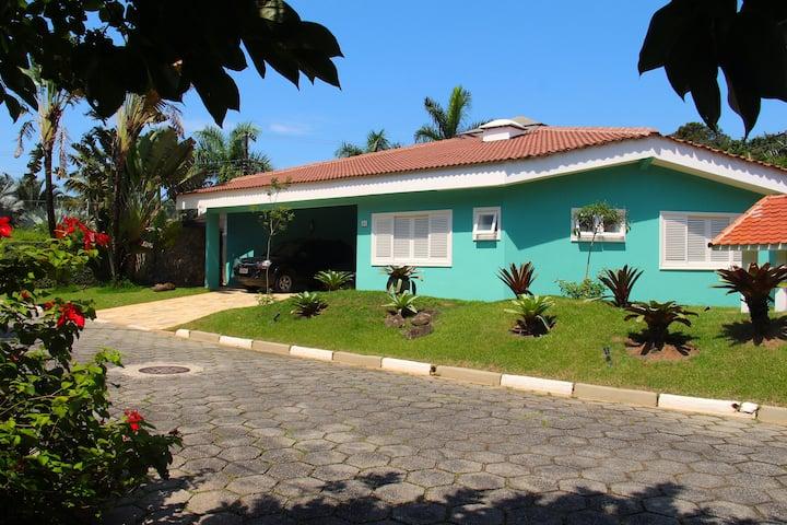 Casa linda na Praia do Engenho