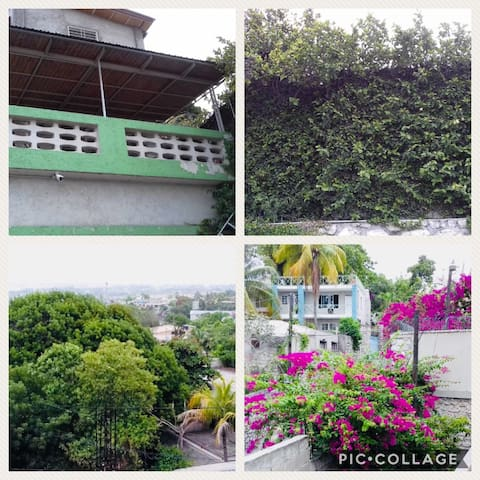 Your safe haven in Musseau Port-au-Prince