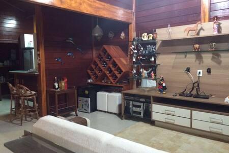 Casa estilo Chalé para temporada em Bananeiras- PB - Bananeiras