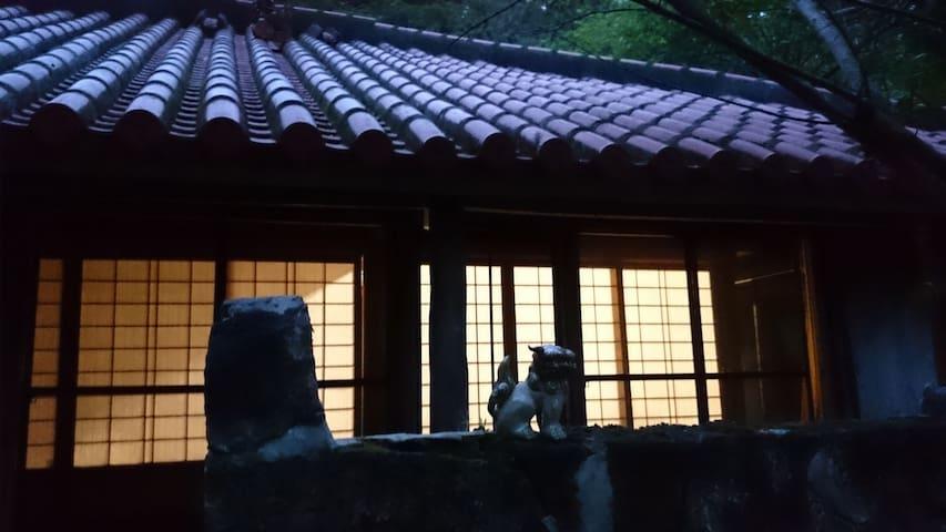 Traditional Ryukyu Cottage in Zamami 2