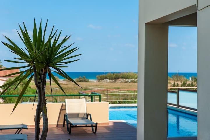 Corali IV - 2 Bedr pool villa & great view-200m... - Kamisiana - Vila