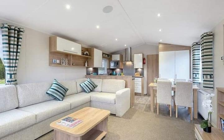 *NEW* Premium Chalet at Aria, Newquay Bay Resort.