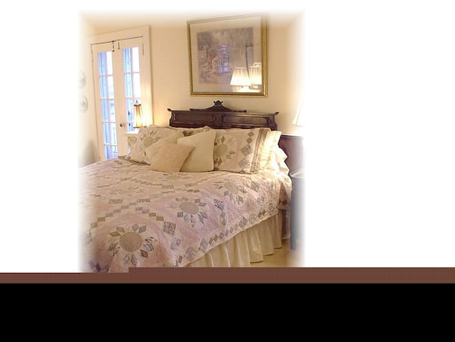 Ocean View Room - King Size Bed
