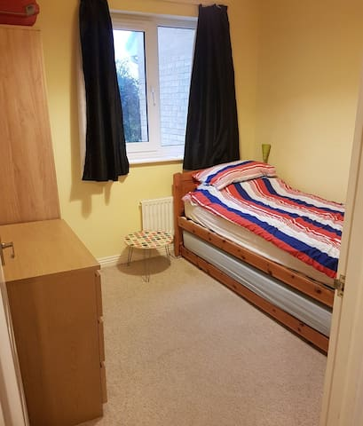 Quiet single room in nice area - Bristol - Casa