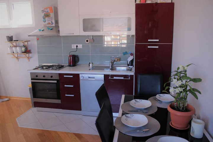 City center apartment Spalatissimo