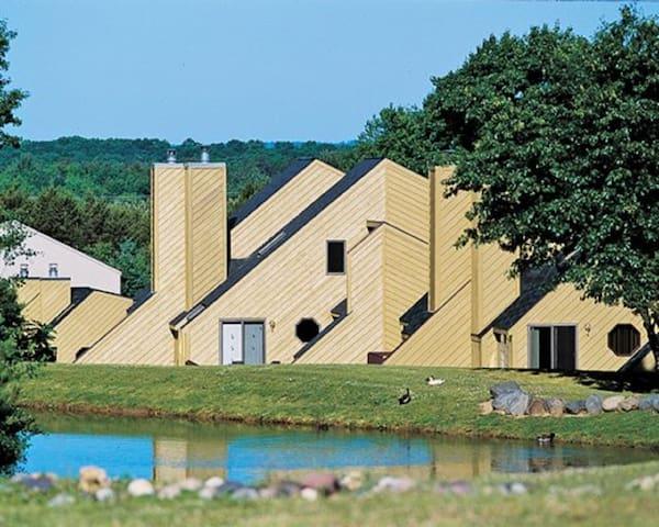 *Wisconsin Dells,WI, 1 Bdrm #1/1439 - Wisconsin Dells - Apartamento