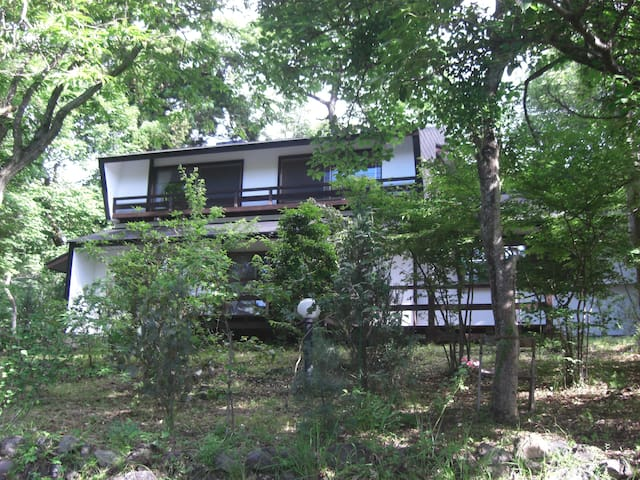 送迎 伊豆高原/朝軽食 Ride from/to Izukogen/Conti.breakfast - Itō-shi - Villa