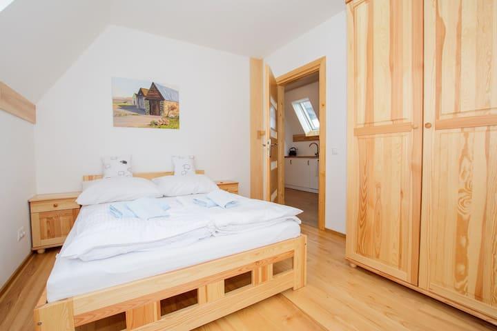Apartament Toporowe Domki dla 2-4 osób Zakopane