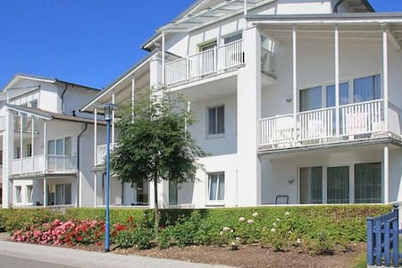 Villa Karola Wohnung 13 - Göhren